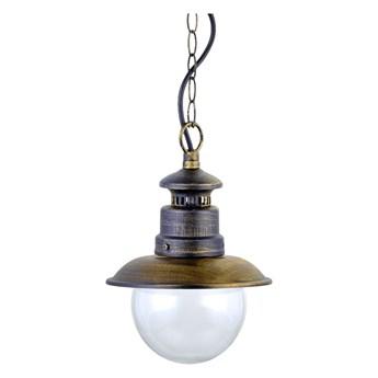 Luxera 48401 - Lampa wisząca zewnętrzna LIMASSOL 1xE27/60W/230V