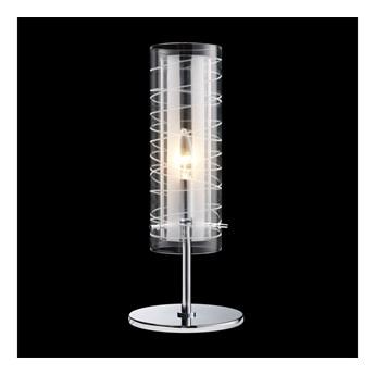 Luxera 68002 - Lampa stołowa PALMIRA 1E14/60W/230V