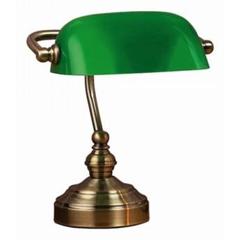 Markslöjd 105930 - Lampa stołowa BANKERS 1xE14/40W/230V
