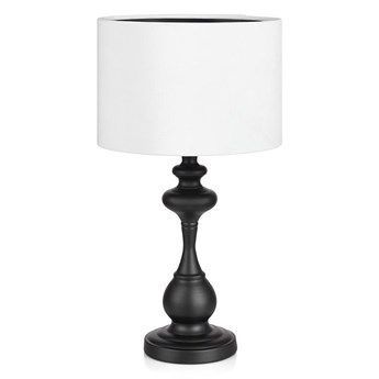 Markslöjd 107371 - Lampa stołowa CONNOR 1xE14/40W/230V