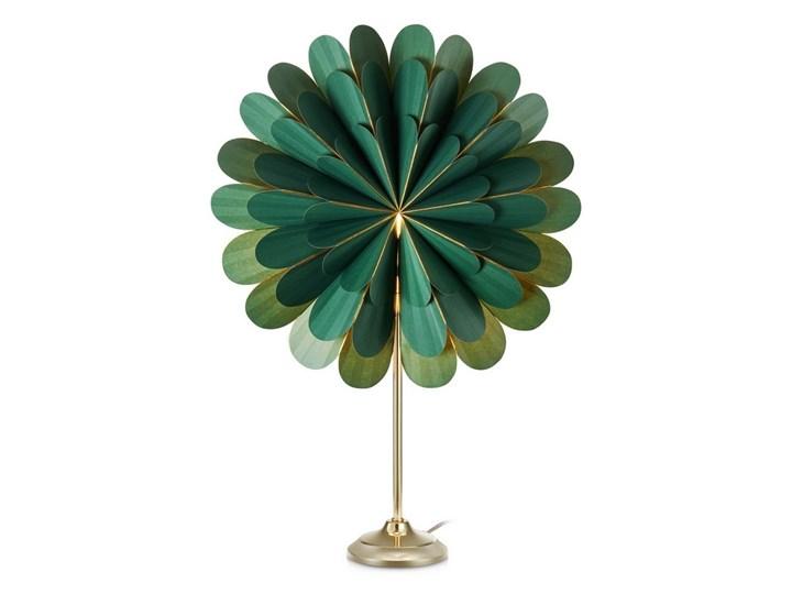 Markslöjd 705302 - Świąteczna dekoracja MARIGOLD 1xE14/25W/230V zielony 45 cm