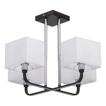 MW-LIGHT - Żyrandol natynkowy MEGAPOLIS 4xE14/40W/230V