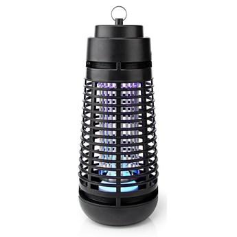 Nedis INKI112CBK6 − LED Elektryczna pułapka na owady LED/4W/230V