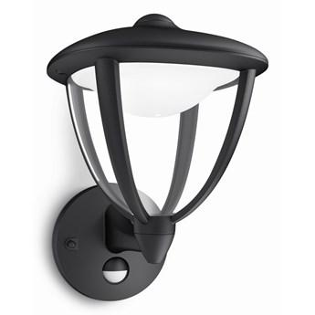Philips 15479/30/16 - LED lampa zewnętrzna z czujnikiem ruchu ROBIN 1xLED/4,5W/230V