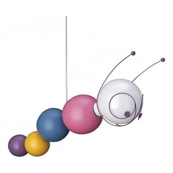 Philips 40093/55/16 - Lampa wisząca dziecięca MYKIDSROOM RUBY 1xE27/20W/230V