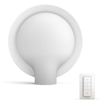 Philips 40975/31/P7 - LED Ściemnialna lampa stołowa Hue FELICITY E27/9,5W/230V