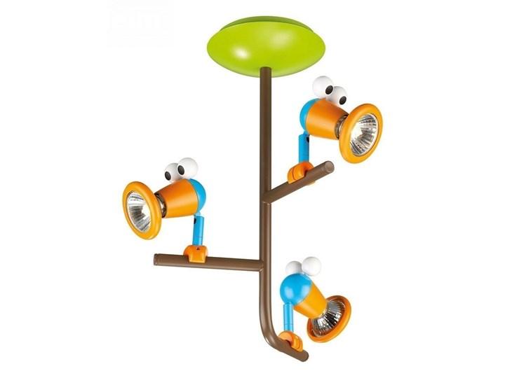 Philips 56313/55/PO – LED Dziecięce oświetlenie punktowe BIRDEY 3xGU10/3,5W/230V