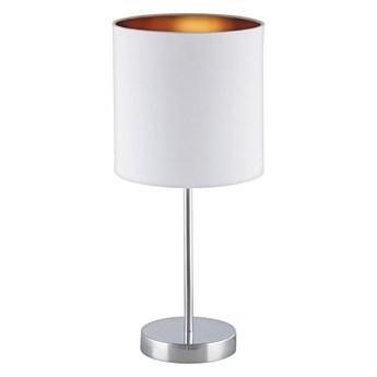 Rabalux 2528 - Lampa stołowa MONICA 1xE27/60W/230V