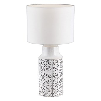 Rabalux 4308 - Lampa stołowa AGNES 1xE27/60W/230V szary