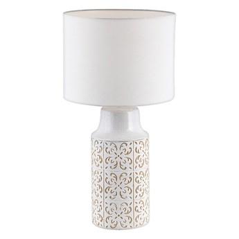 Rabalux 4310 - Lampa stołowa AGNES 1xE27/60W/230V beżowy