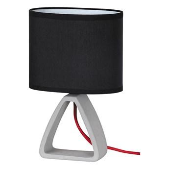 Rabalux 4338 - Lampa stołowa HENRY 1xE14/40W/230V czarny