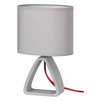 Rabalux 4340 - Lampa stołowa HENRY 1xE14/40W/230V szary