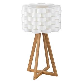 Rabalux 4345 - Lampa stołowa ANDY 1xE14/40W/230V biały