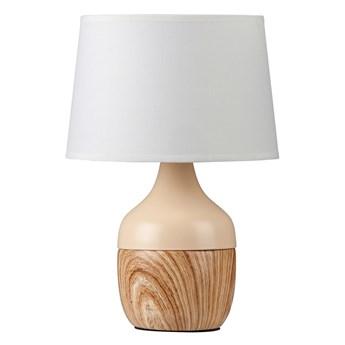 Rabalux 4370 - Lampa stołowa YVETTE 1xE14/40W/230V