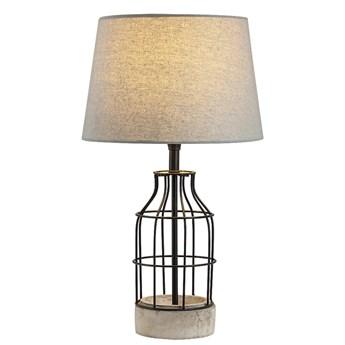 Rabalux 4385 - Lampa stołowa AVA E27/40W
