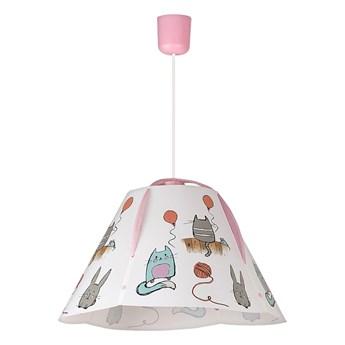 Rabalux 4567 - Dziecięca lampa wisząca CATHY E27/60W