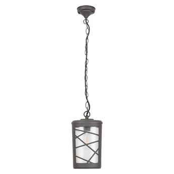Rabalux 8743 - Zewnętrzna lampa wisząca PESCARA 1xE27/60W/230V IP44