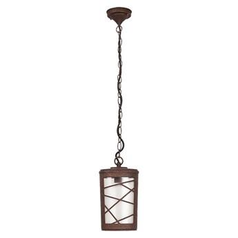 Rabalux 8758 - Zewnętrzna lampa wisząca PESCARA 1xE27/60W/230V IP44