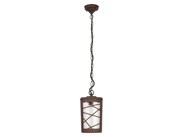 Rabalux 8758 - Zewnętrzna lampa wisząca PESCARA 1xE27/60W/230V IP44 Kategoria Lampy ogrodowe Kolor Brązowy