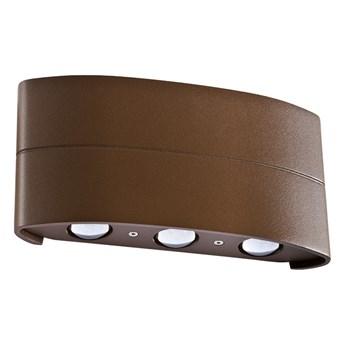 Redo 9088 - LED Kinkiet zewnętrzny FABO 1xLED/6W/230V IP54