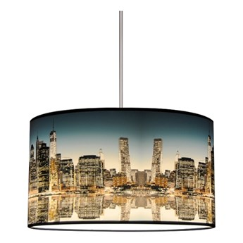 Sanneli 0122 - Lampa wisząca CITY 1xE27/60W/230V