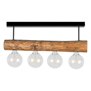 Spot-Light 6998404 - Lampa wisząca TRABO 4xE27/60W/230V