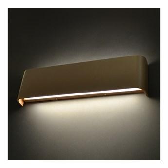 Top Light Monza 4 - LED Zewnętrzne oświetlenie ścienne LED/12W/230V