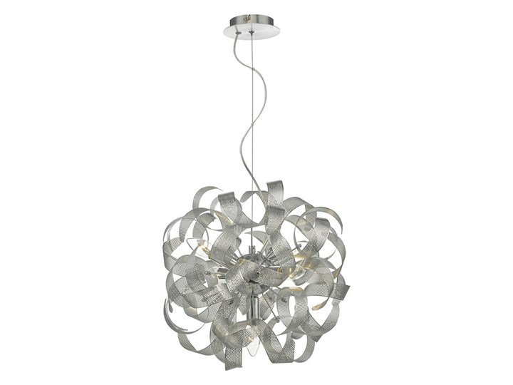 Top Light SEATTLE 50 - Żyrandol na drutu 5xE14/40W/230V Metal Lampa inspirowana Styl Nowoczesny