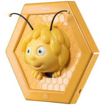 Varta 1563 - LED Kinkiet dziecięcy MAYA THE BEE LED/3xAA