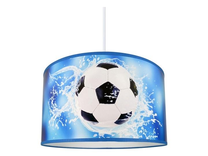 Żyrandol dziecięcy na lince FOTBALL 1xE27/60W/230V