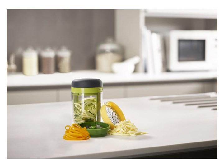 Spiralizer do warzyw Joseph Joseph Spiro Tworzywo sztuczne Zestaw do przypraw Stal nierdzewna Kolor Zielony
