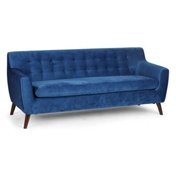 Komplet wypoczynkowy NORDIC, 3 miejsca, niebieski