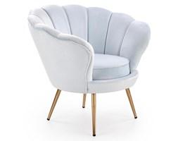 Fotel wypoczynkowy AMORINO jasny niebieski