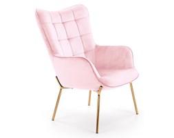 Fotel wypoczynkowy CASTEL 2 jasny różowy