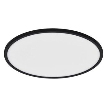 Plafon LED Yonnet 4000 K 60 cm czarny
