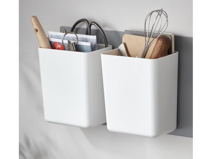 Uchwyt magnetyczny GoodHome Pecel na przyrządy kuchenne Kategoria Pojemniki i puszki Kolor Biały
