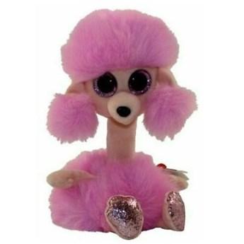 Maskotka TY INC Beanie Boos Camilla - Pudel z długą szyją 15 cm