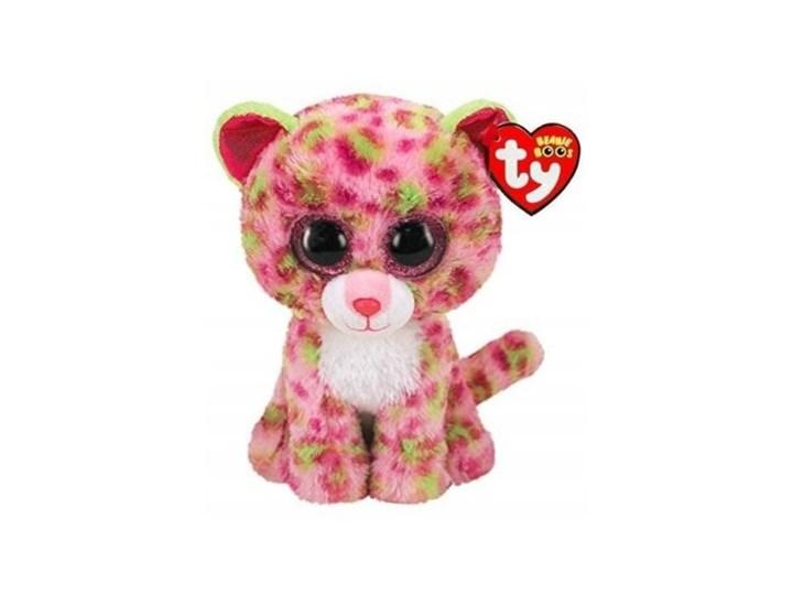 Maskotka TY INC Beanie Boos Lainey - Różowy leopard 15 cm Kategoria Maskotki i pluszaki