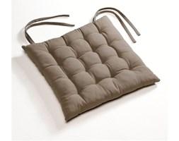 Poduszka na krzesło, gładka, kwadratowa, LALLA