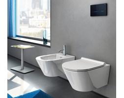 Misa WC oraz bidet Swiss Liniger Lorena z serii Rimless