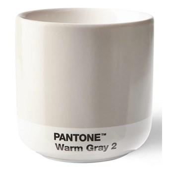 kubek termiczny 190 ml ciepły szary PANTONE CORTADO COPENHAGEN.DESIGN