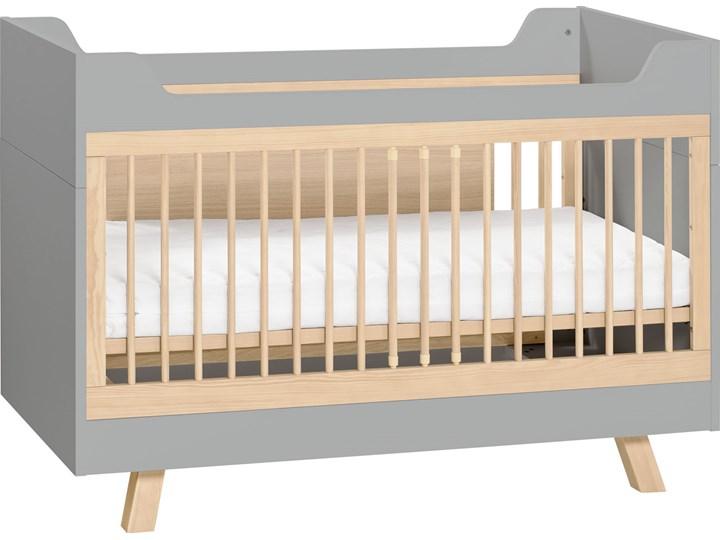 Łóżeczko 70x140 Łóżeczka drewniane Drewno Kolor Biały