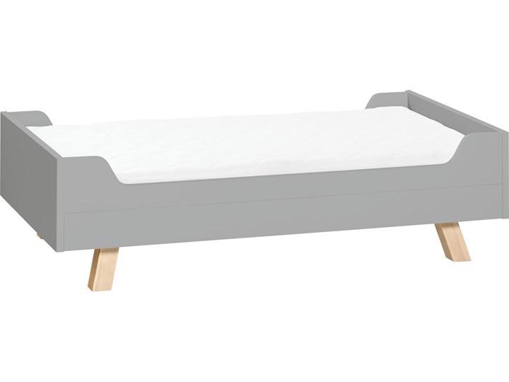 Łóżeczko 70x140 Drewno Łóżeczka drewniane Kolor Biały