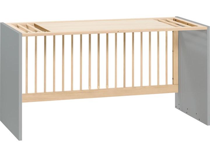 Łóżeczko 70x140 Drewno Łóżeczka drewniane Rozmiar materaca 70x140 cm