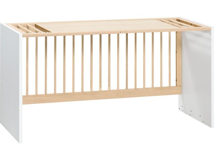 Łóżeczko 70x140 Kategoria Łóżeczka drewniane Drewno Rozmiar materaca 70x140 cm