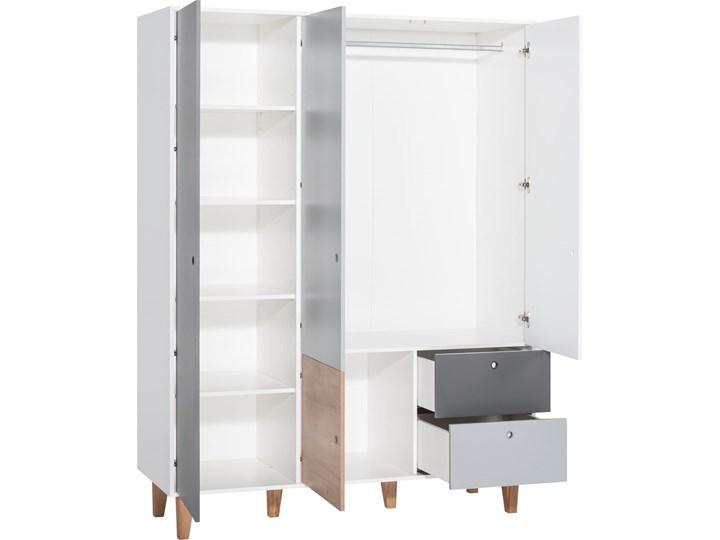 Szafa 3-drzwiowa Typ Gotowa Kolor Biały