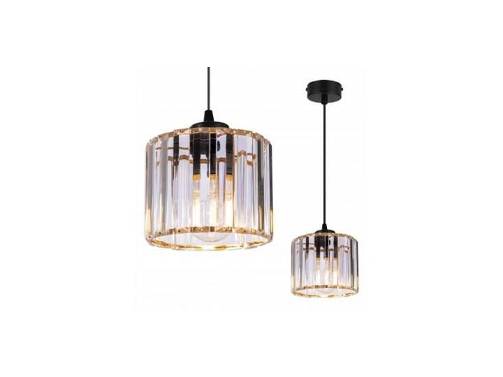 Regulowana Lampa Wisząca ze Szklanym Kloszem Lampa z kloszem Szkło Metal Funkcje Brak dodatkowych funkcji