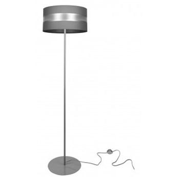 Klasyczna Lampa Podłogowa Stojąca LED Abażur 40 cm