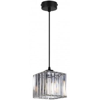 Lampa Wisząca ze szklanym Żyrandolem