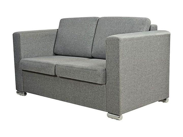 Dwuosobowa jasnoszara sofa loftowa - Sigala 2Q Głębokość 73 cm Kategoria Sofy i kanapy